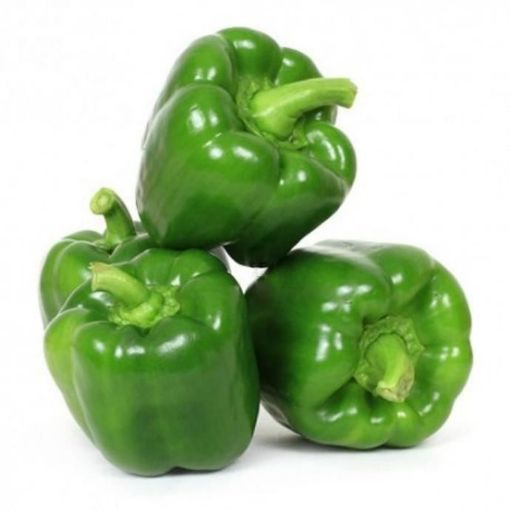 Picture of Green Bell Peppers (3 p/pack)