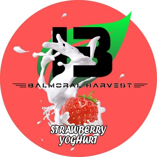 Picture of Double Cream Strawberry Yoghurt (1kg)